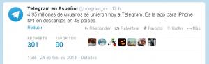 telegram_es_4.95millones